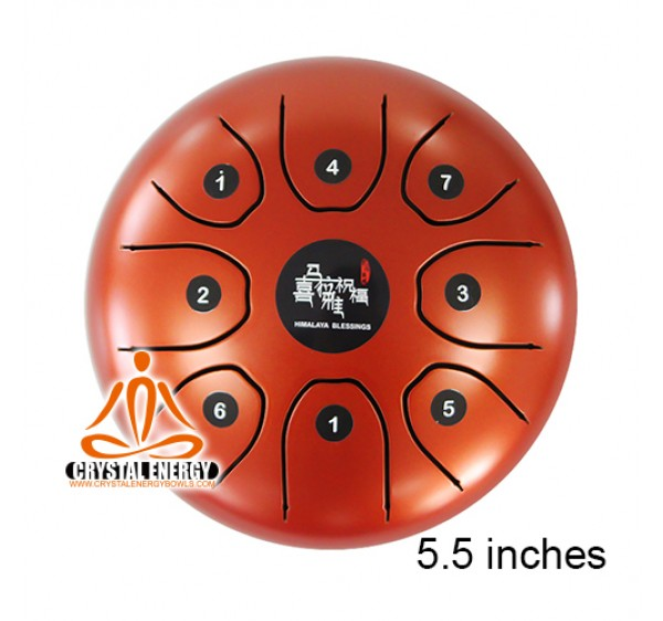 steel tongue drum 5.5''